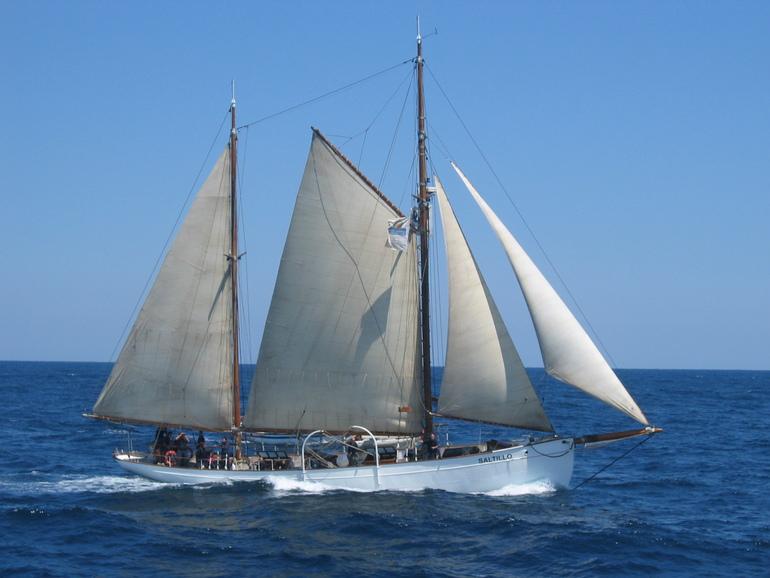 El barco escuela vasco