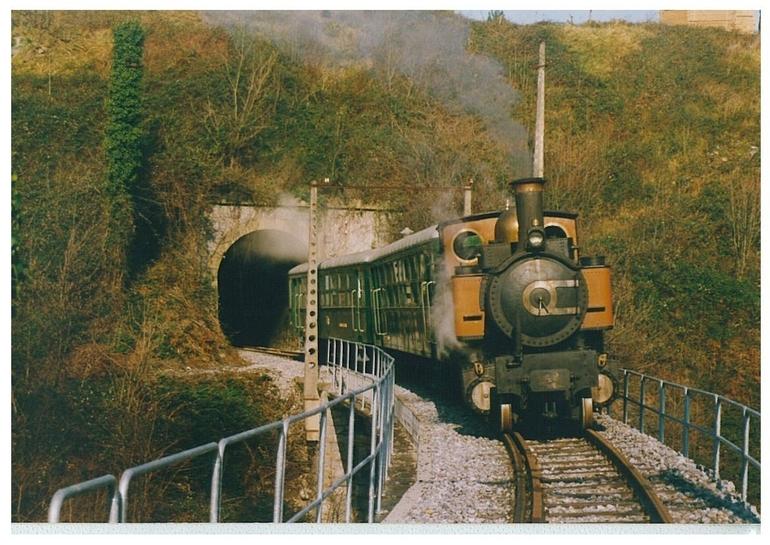 Más trenes de vapor en marcha este fin de semana