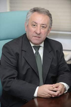 El viceconsejero de Justicia, José Manuel Finez