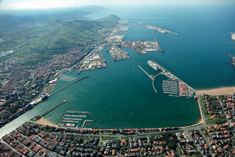 Port of Bilbao, Basque Country