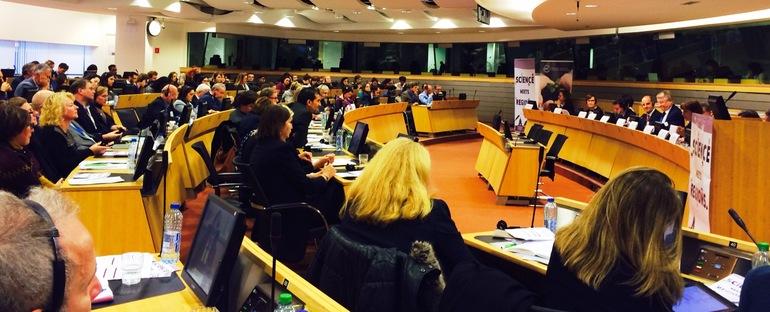 Bruselas, Comité de las Regiones, hoy lunes