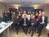Miembros de EUNIC-Bruselas en la sede del ejecutivo vasco en Bruselas.