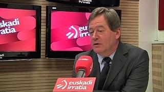 Bingen Zupiria, Euskadi Irratian izan da goizean.
