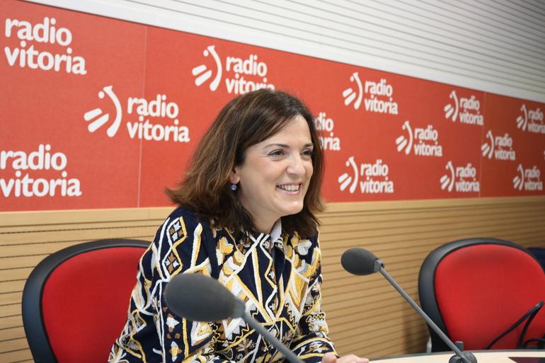 Artolazabal, gaur goizean EITB-Radio Vitoria´n