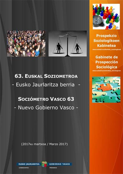 La ciudadanía valora positivamente la situación actual de Euskadi