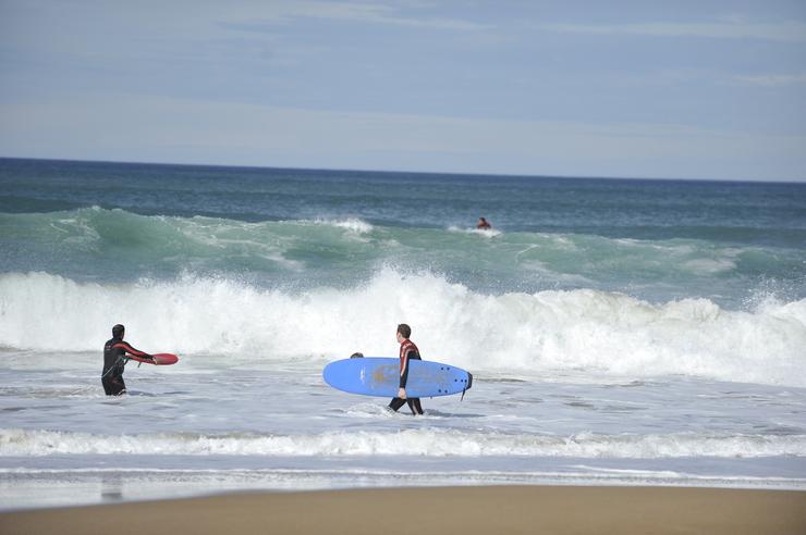 apuesta  por el surf como un recurso relevante