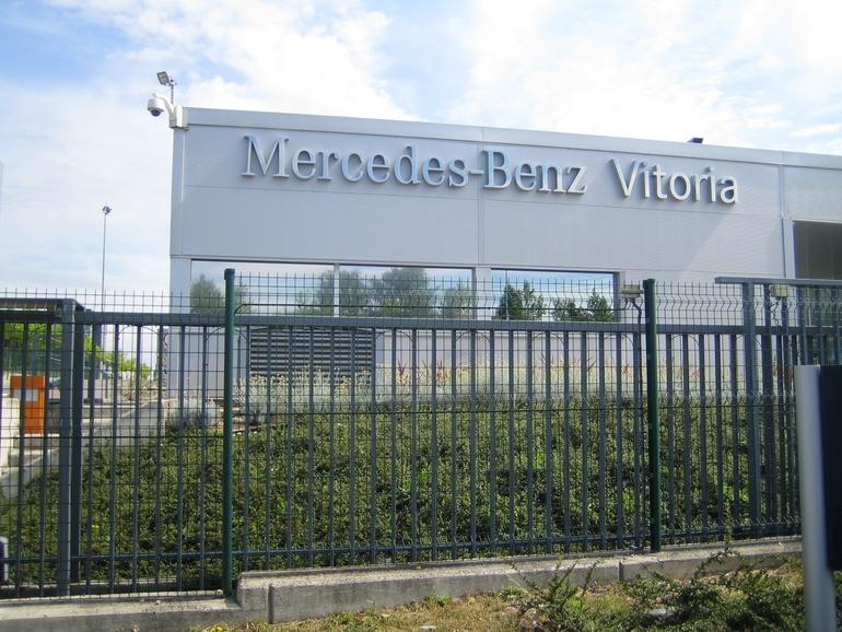 Mercedes-Vitoria Gasteiz