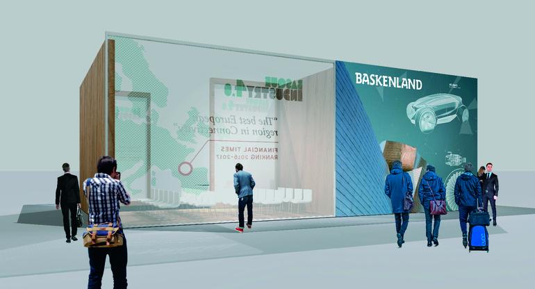 Basque Industry 4.0 estrategia munduko industria-azokarik garrantzitsuenean aurkeztuko da