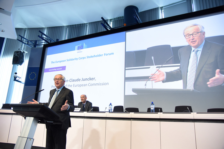 ´J.C Juncker   (Photo EC)