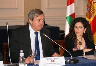 Carlos Aguirre, Mercedes Caballero
