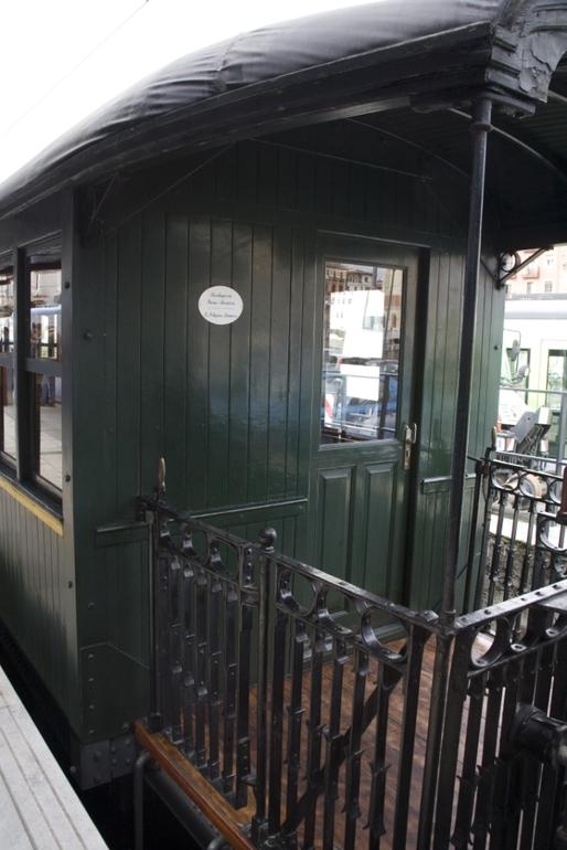 El Museo del Ferrocarril pondrá en circulación algunos trenes de vapor el próximo fin de semana
