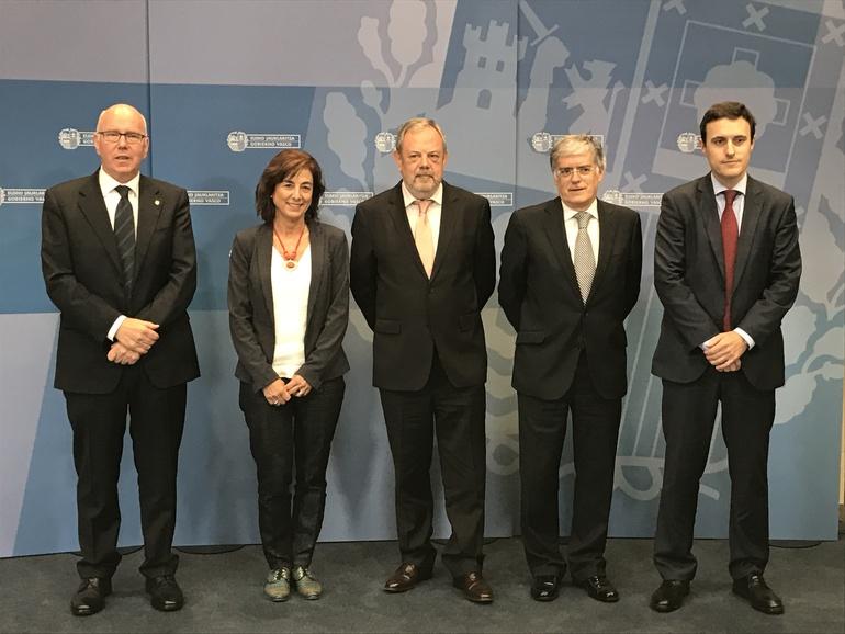 Gobierno Vasco y Diputaciones Forales incluyen una unidad didáctica sobre Economía y Fiscalidad en los centros escolares