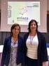 Cristina Uriarte, Soledad Monzon Hezkuntza eta Unibertsitate kontseilari kanariarrarekin, Tenerifen