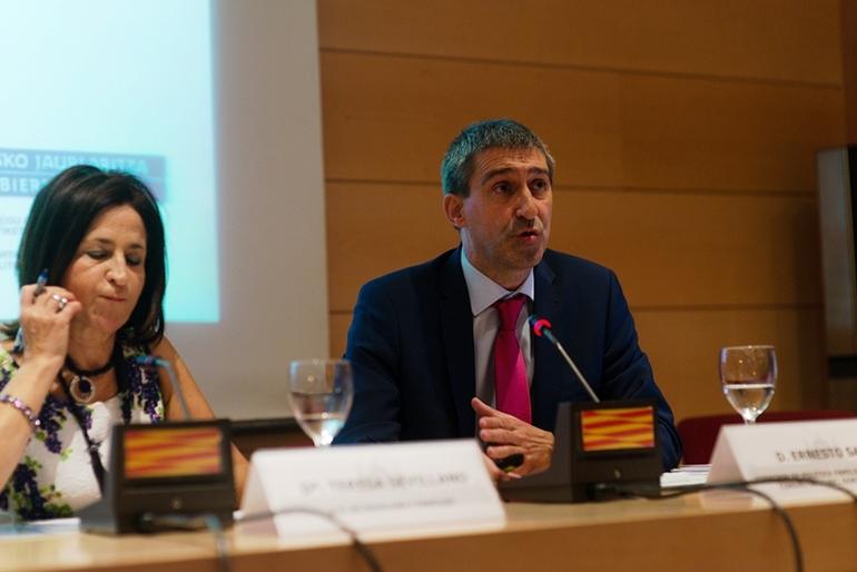 Sainz Lanchares, hoy en Zaragoza