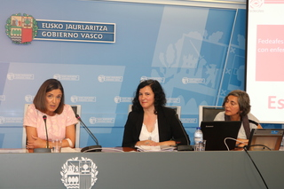 "Minister Beatriz Artolazabal: ""progress works when it benefits all people and provides security to those in need"""