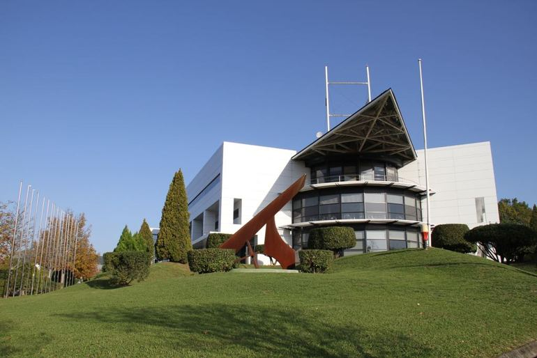 Parque Científico y Tecnológico de Bizkaia