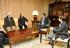 El Lehendakari recibe a la Fundación Vicente Ferrer