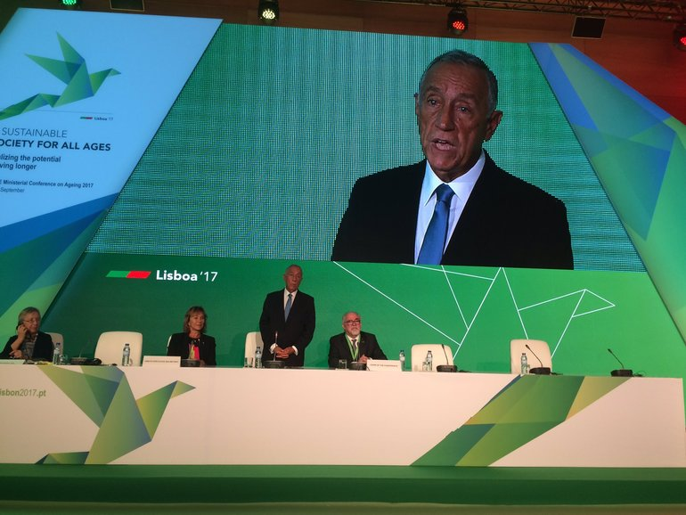 Lisbon / Unece/ President/ 2017 09 21