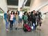 Escenas que se repiten en los aeropuertos vascos estos días