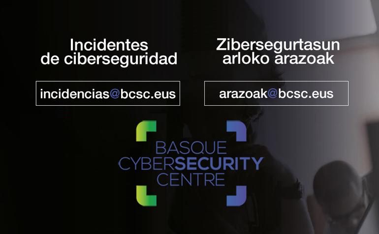Línea de asesoramiento sobre incidentes de ciberseguridad