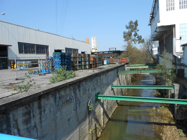 licitación obras encauzamiento río asua