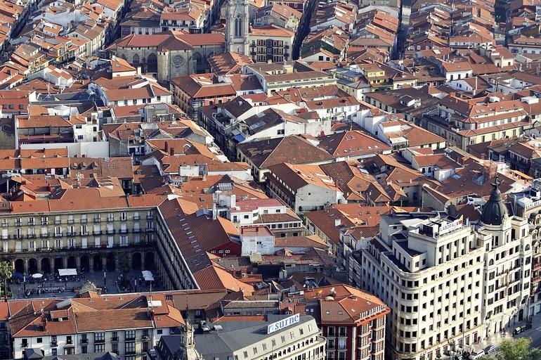 Bilbao zaharra, Mikel Arrazola/EJ argazkia