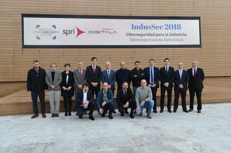 Apertura Congreso Ciberseguridad