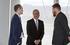 """""""Alt"""" (Luis Petrikorena y Javier Bikandi junto a Antonio Llorens, Viceconsejero de Administraciones Públicas y Transparencia de Canarias)"""