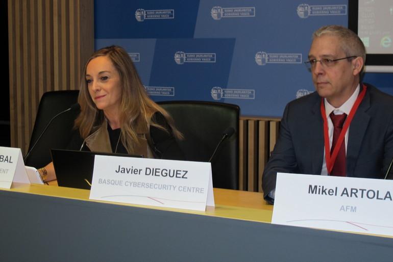 Ainhoa Ondarzabal, directora de la Agencia Vasca de Internacionalización