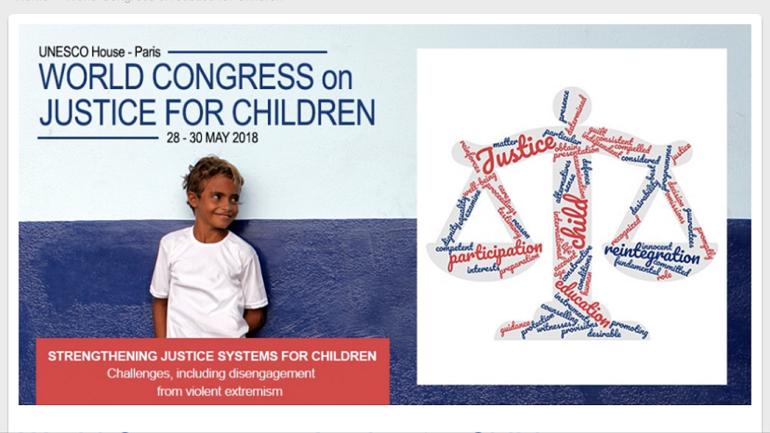 Congreso Mundial Justicia Juvenil