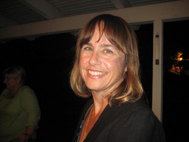 Nancy Zubiri.