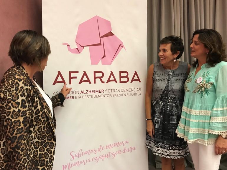 El elefante, logo de Afa Araba