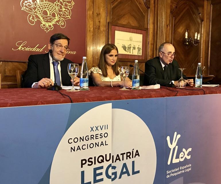 Juan Luis Ibarra, Mª Jesús San José y Alfredo Calcedo