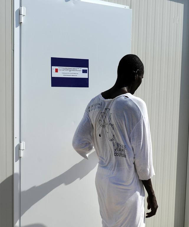 Photo: European Commission AV Services. European Refugee Fund (ERF)-Malta