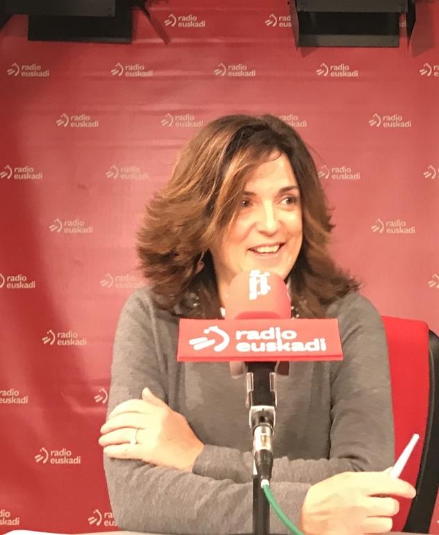 Artolazabal, en los estudios de EITB en la capital vasca