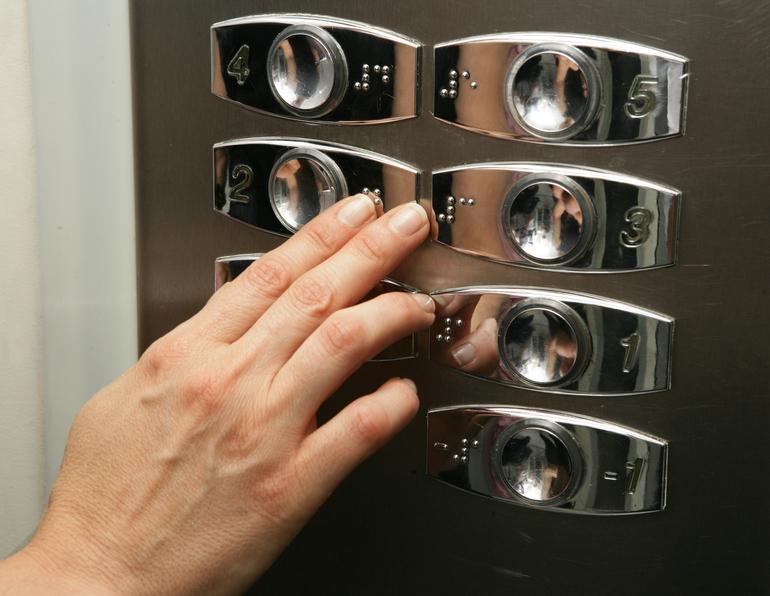 Braille; ONCE argazkiak