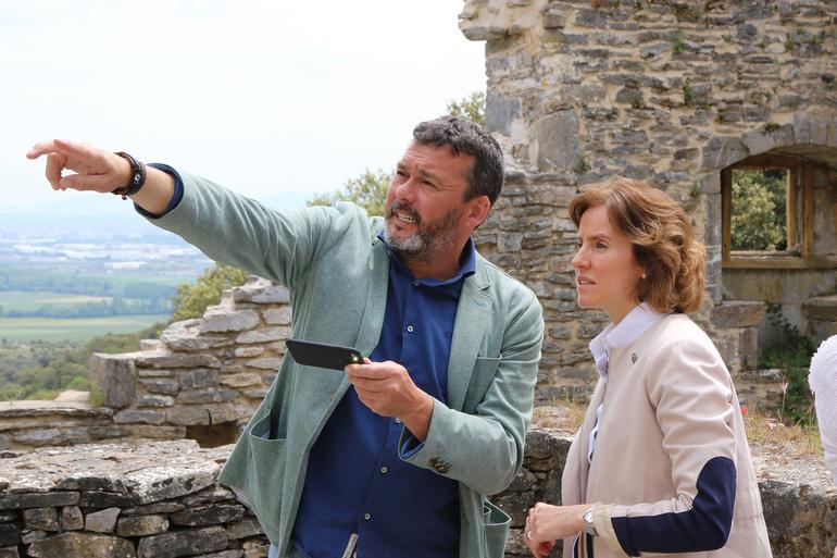 Sonia Pérez Ezquerra y Javier Martínez