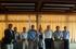 La Delegada junto al Intendente de Maldonado y representantes del área de promoción turística del Municipio