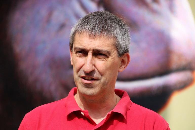 Ernesto Sainz lanchares, Aguraingo alkatea
