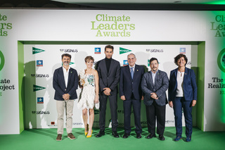 The Al Gore Foundation in Spain recognises the Basque Government's firm commitment to addressing the climate crisis
