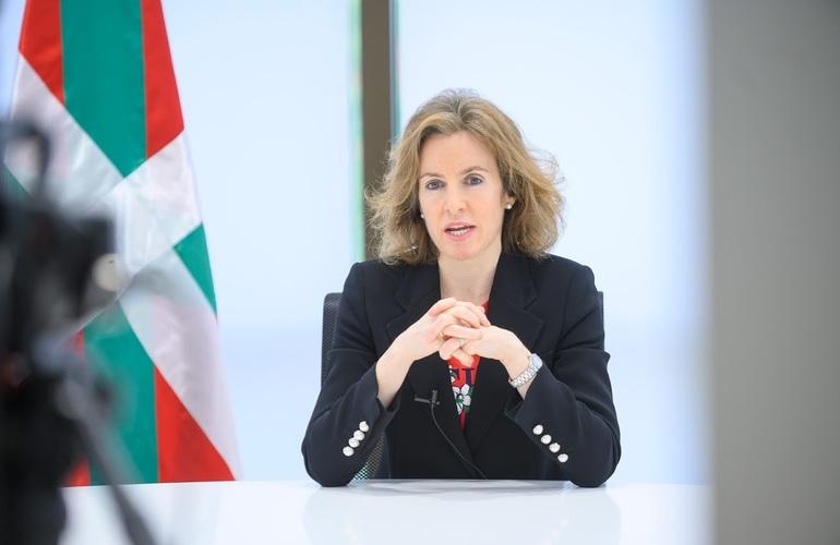 Sonia Pérez Ezquerra sailburuari elkarrizketa Onda Ceron