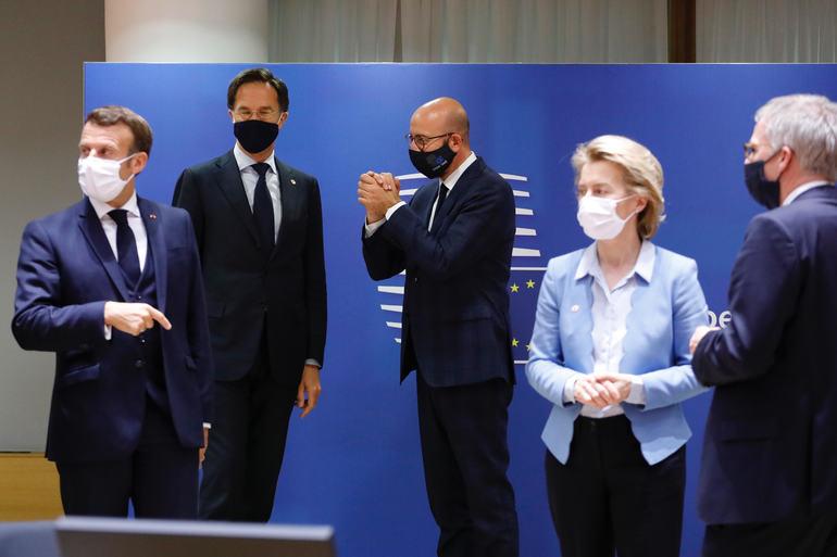 Photos/Argazkiak/Infografía: Consejo de la Unión Europea, Comisión Europea