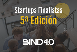 72 Innovative Startups chosen as Finalists for the 5th edition of BIND 4.0