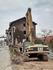Demolición de viviendas en Zaratamo y Galdakao