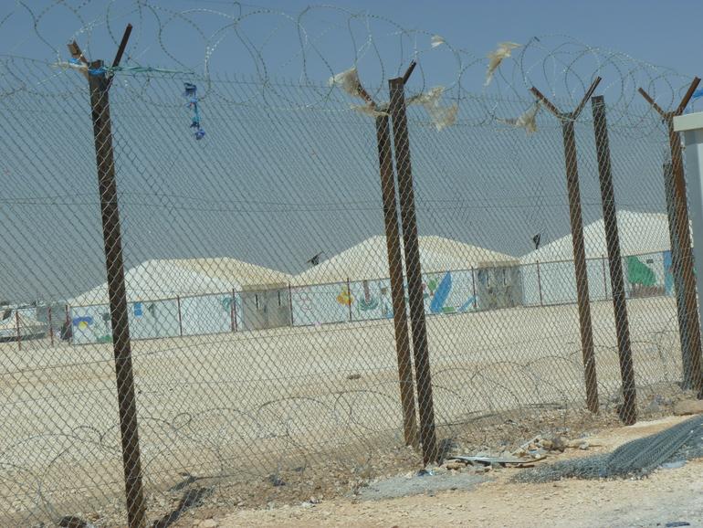 Zaatari, Jordania