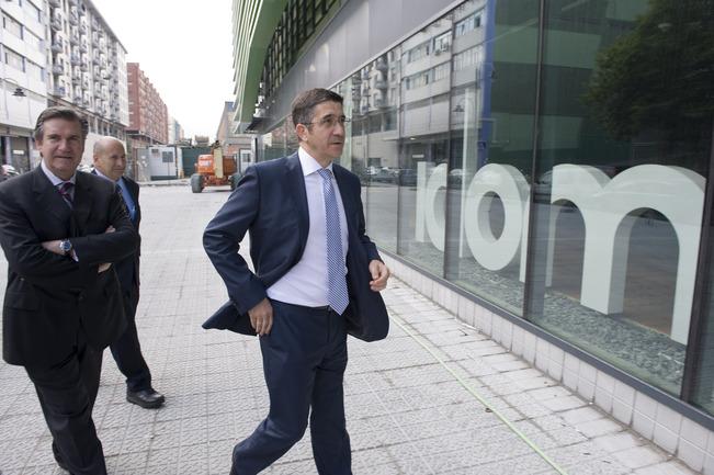 el Lehendakari entra en la nueva sede de IDOM