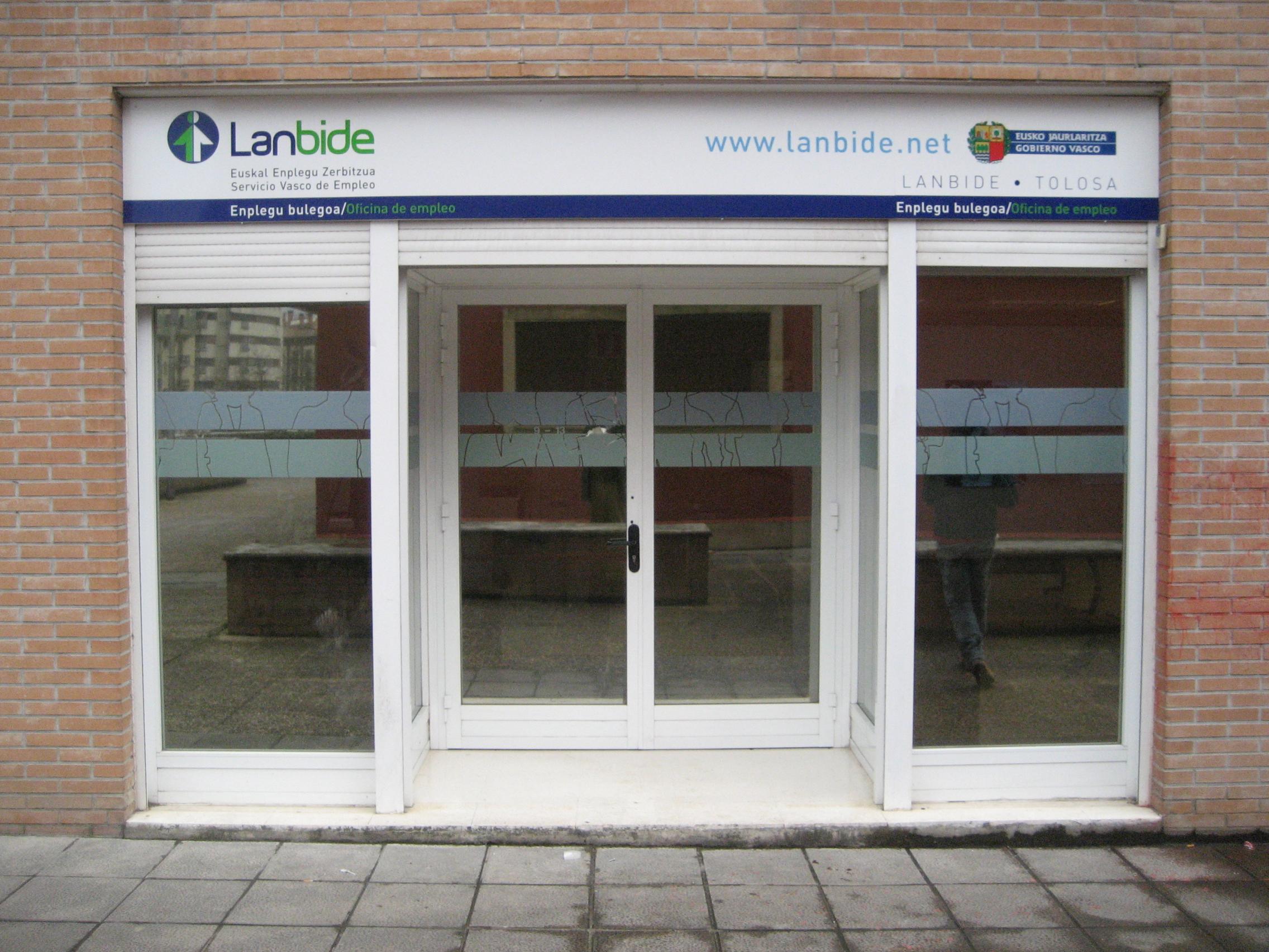 Irekia eusko jaurlaritza gobierno vasco lanbide for Oficinas lanbide
