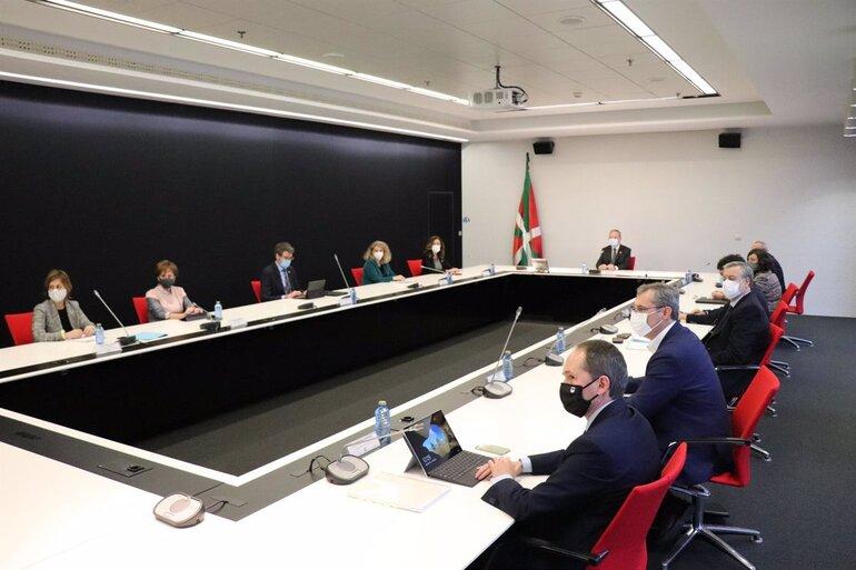 Imagen de una reunión anterior referida a este tema