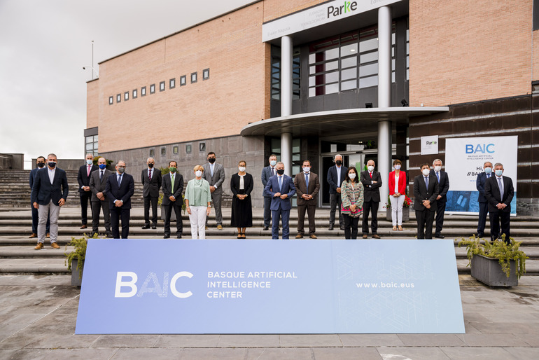 Acto de constitución de BAIC del pasado 28 de julio