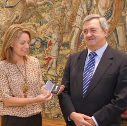 Carlos Aguirre, Arantza Quiroga